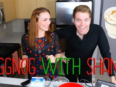 How to make Eggnog with Shane Dawson!
