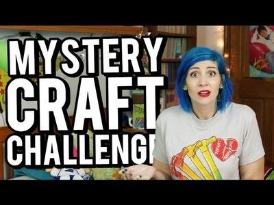 Mystery Craft Challenge w. Annika Victoria