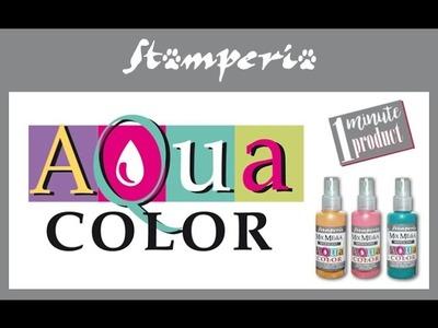 Stamperia Aquacolor