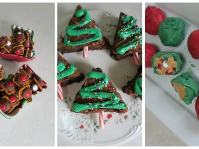 3 Easy DIY Christmas Treats | Christmas in July
