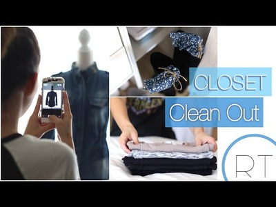 Closet Clean Out (My Tips & DIY)
