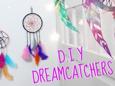 D.I.Y. DREAMCATCHERS. YO I'M JO ❤️