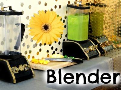 DIY Doll Blender