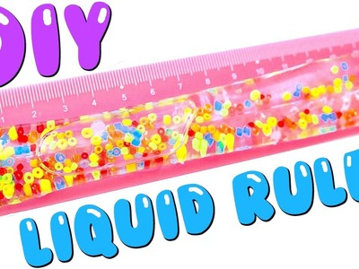 DIY LIQUID ORBEEZ RULER | BACK TO SCHOOL 2016