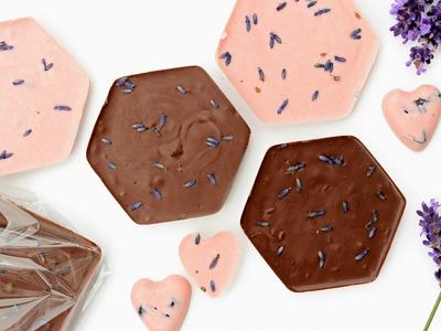 DIY Luscious Lavender Chocolate - YUM!