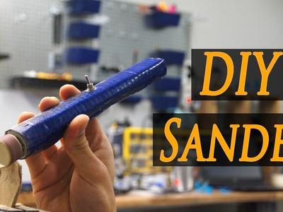 DIY Mini Dremel Sander Tool - RCLifeOn