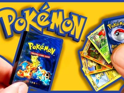 DIY Miniature Pokemon Cards and Album | TUTORIAL
