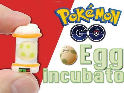 DIY Pokemon Go! Egg Incubator Clay Resin Tutorial
