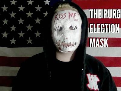 DIY Purge Election Year Mask