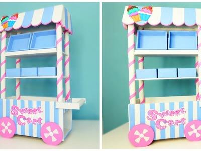DIY SWEET CART TO ROOM DECOR OR CELEBRATE BIRTHDAY IDEAS Isa ❤️