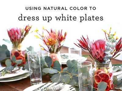 DIY Table Setting for Summer | Kin Community