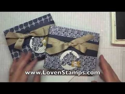 DIY Tutorial: Card Boxes with the Envelope Punch Board