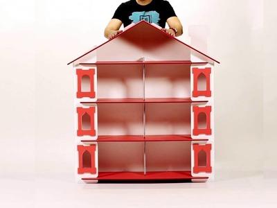 How to Make Furniture: 6 Amazing Cardboard DIY Furniture Ideas
