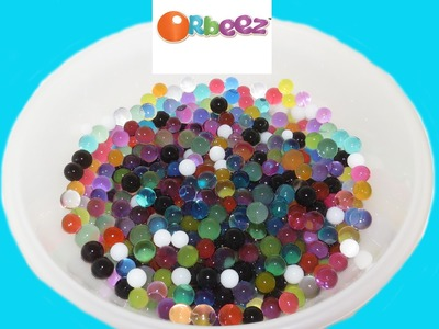 How to make ORBEEZ Water Beads! Tutorial Play Easy DIY Make your own!