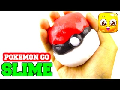 How To Make Pokemon Go Slime DIY Pokeball Putty