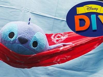 Lilo & Stitch Hammock | Disney DIY