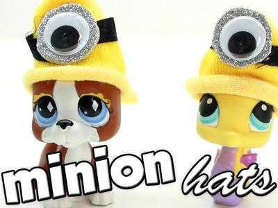 LPS - DIY Minion Hat Beanie