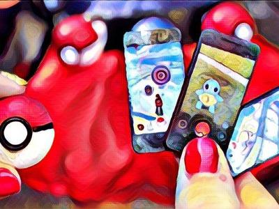 Pokemon Go Craft   DIY American Girl Doll Pokeball