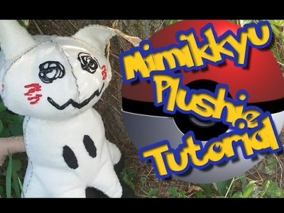Pokemon Sun and Moon Mimikkyu Plush DIY