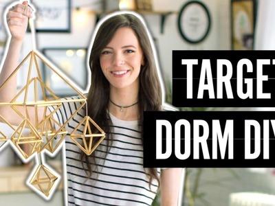 Target Geometric Sculpture Dorm DIY! 2016