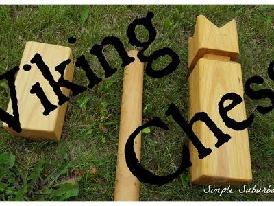 Viking Chess - An Easy DIY Yard Game