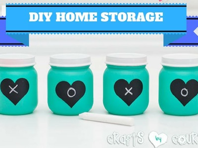 50 DIY Storage Solutions For Your Home!