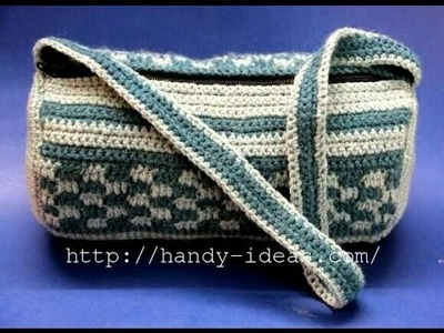 Crochet Patterns| for free |Crochet Bag| 761