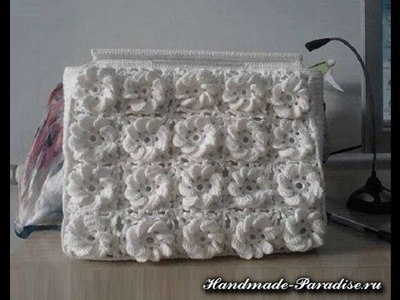 Crochet Patterns| for free |Crochet Bag| 766