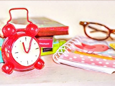 DIY Alarm Clock | American Girl Doll Craft