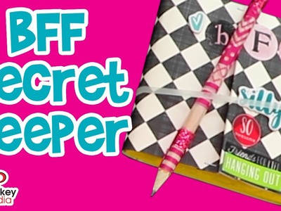 DIY! BFF Secret Keeper & Deco-it Pencils!