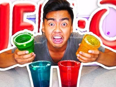 DIY JELLO CUPS!