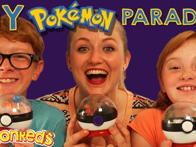 "DIY Pokemon Paradise Balls | How to make Pokeballs with ""Pins and Things"" 