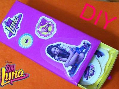 DIY Soy Luna - pencil case