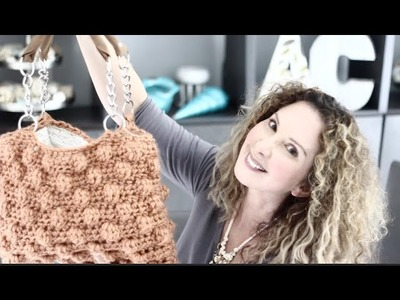 Harvest Crochet Bag Tutorial and my first Give Away!!!!!!