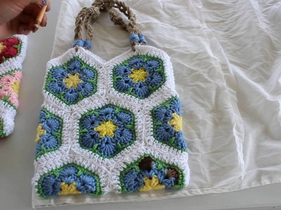 How To Line A Crochet Bag