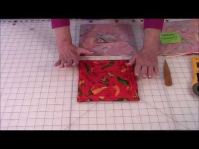 How To Make An Easy Pot Holder