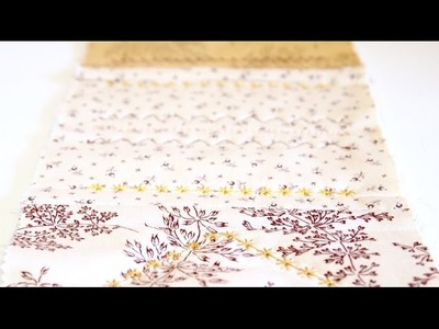 How to Sew Quilt Squares Together Without Sashing