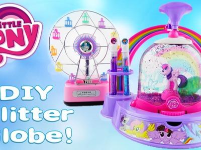 My Little Pony Glitter Globe Maker DIY Playset | Evies Toy House