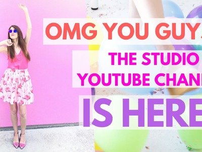 Welcome to the Studio DIY YouTube Channel!