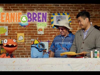 Beanie & Bren: How to Draw Elsa