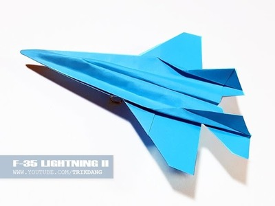 Best Paper Planes: How to make a paper airplane that flies | F-35 Lightning II