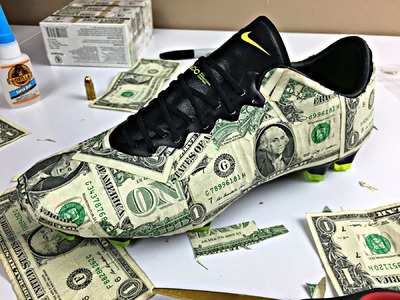 Custom $$$$$ Nike Vapor 11| 'How To' Tutorial