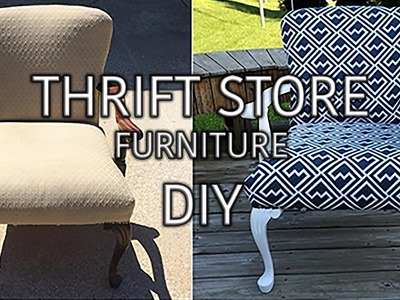 DIY: HOW TO REUPHOLSTER A CHAIR | Taylor Alyce