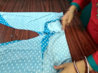 How to create a legging from waste cloth in hindi