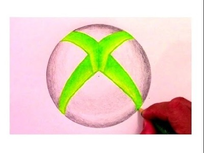 How to Draw the Xbox Logo