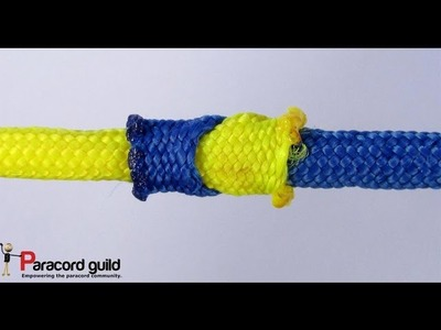 How to join paracord properly-  The Manny method