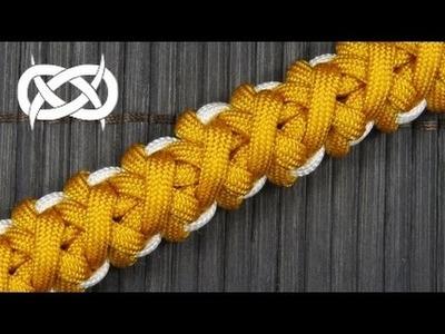 How to make a Bones Bar Paracord Bracelet