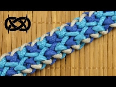 How to make a Cloverfield (version 2) Paracord Bracelet