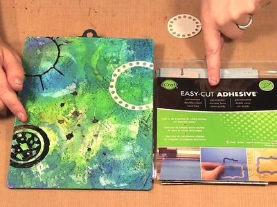How to make a Mixed Media Clipboard