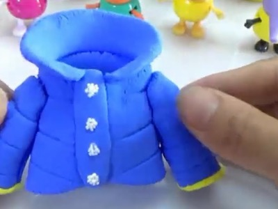 How to make a shirt out of play doh | Cu Kids